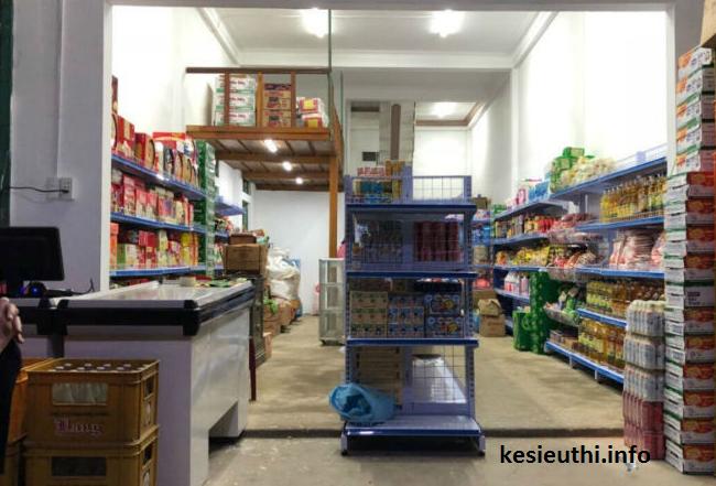 Mở cửa hàng tạp hóa cần bao nhiêu vốn thuê mặt bằng?