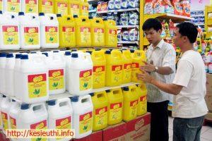Trưng bày sản phẩm siêu thị