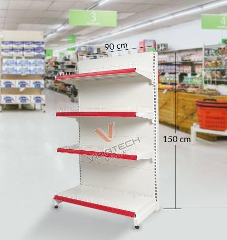 Kệ siêu thị tôn liền tạiThừa Thiên Huế