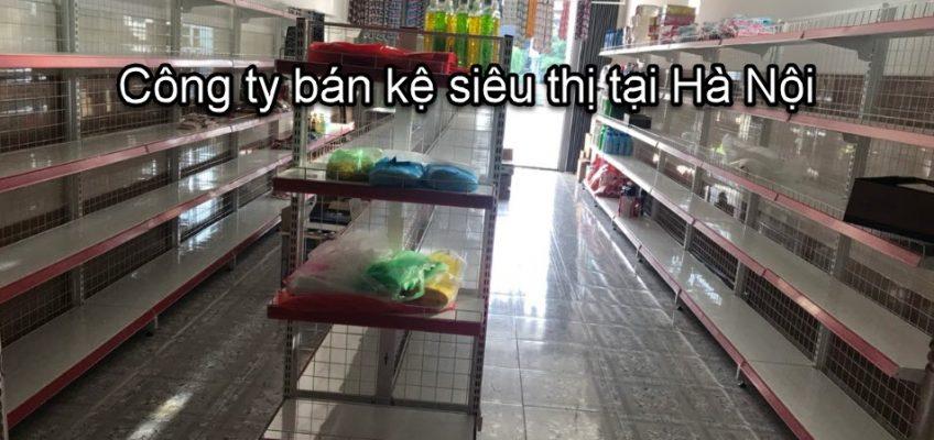 Công ty bán kệ siêu thị tại Hà Nội