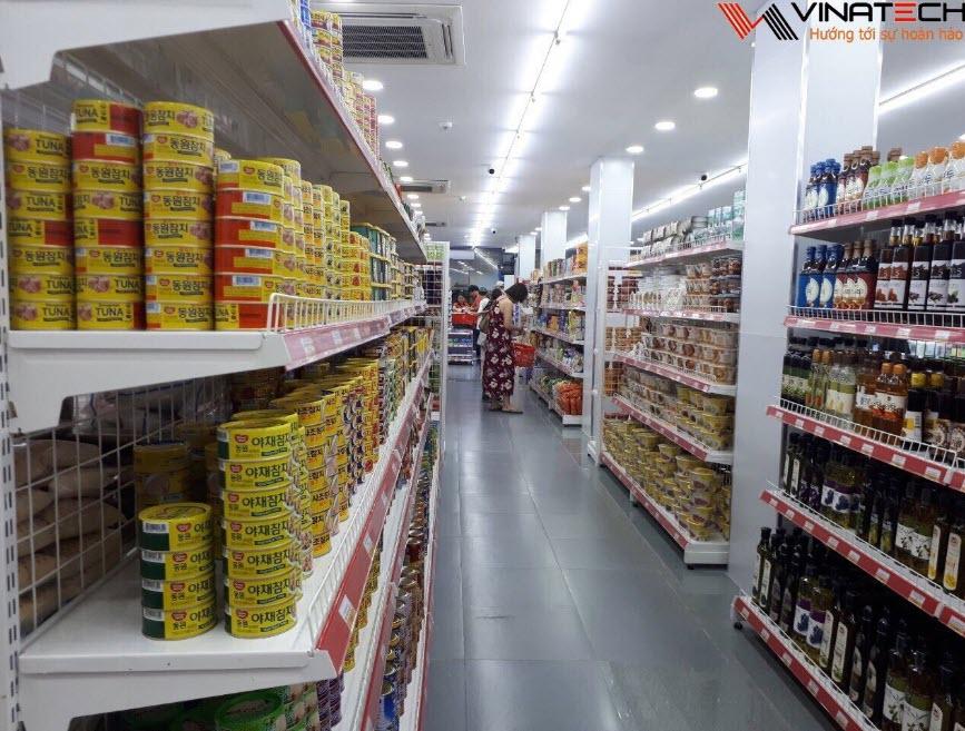 Lưu ý để mua kệ siêu thị tốt nhất