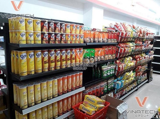 Nguyên tắc trưng bày sắp xếp hàng hóa siêu thị