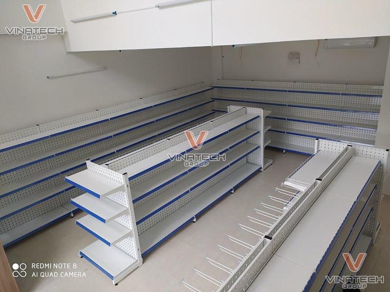 Thị trường giá kệ siêu thị tại Việt Nam