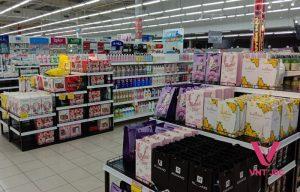 Kệ siêu thị tại Đà Nẵng