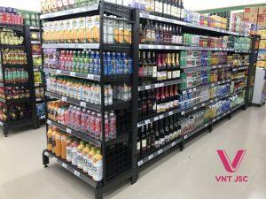 Đầu kệ siêu thị là gì?