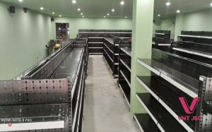 Dự án siêu thị Phạm Văn Đồng
