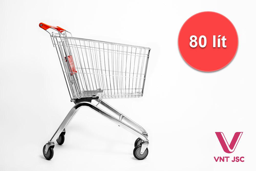 Ưu điểm xe đẩy siêu thị VNT JSC