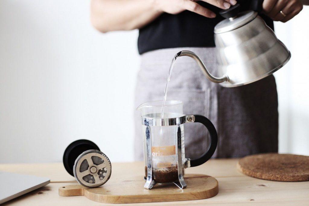 Học cách pha chế cafe