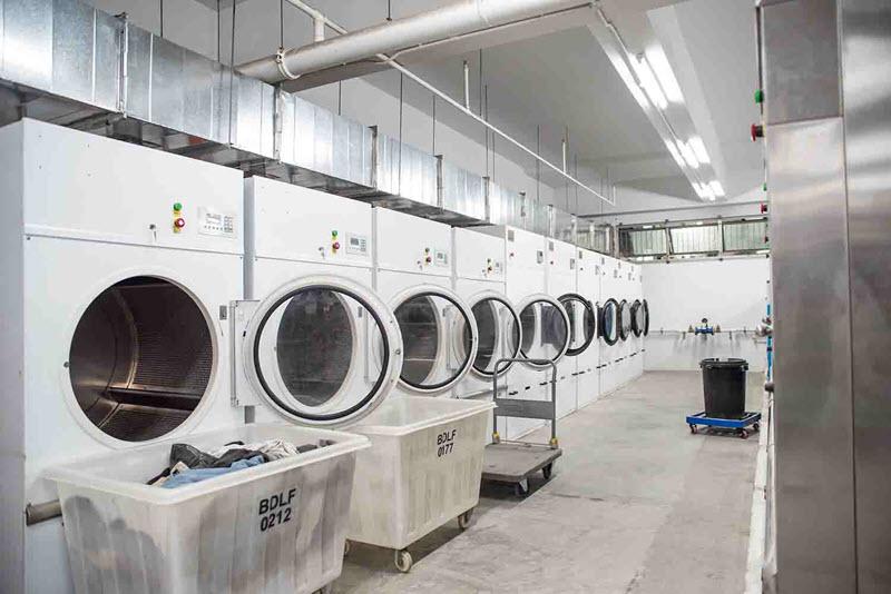 Chi phí mở tiệm giặt là bao nhiêu?