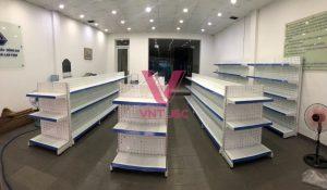 Dự án kệ siêu thị tại Long Khánh Đồng Nai